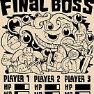 Final Boss by artlahdesigns