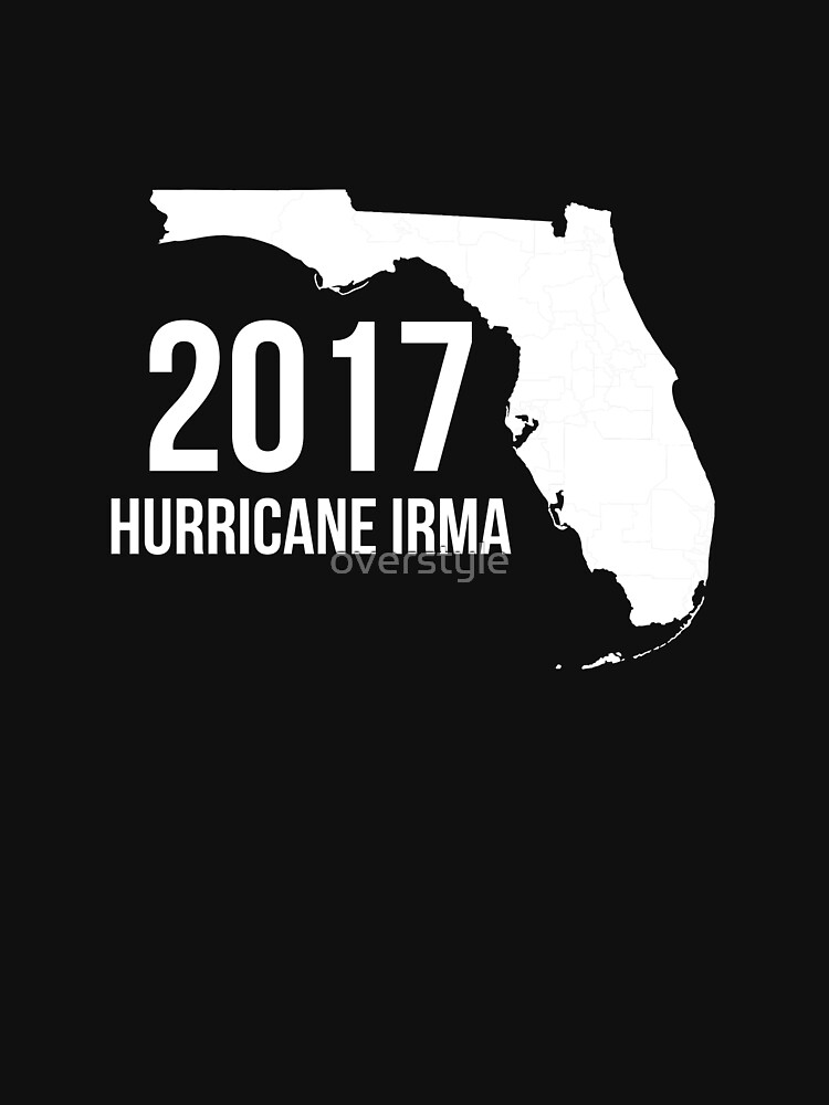 2017 Huricane Irma by overstyle