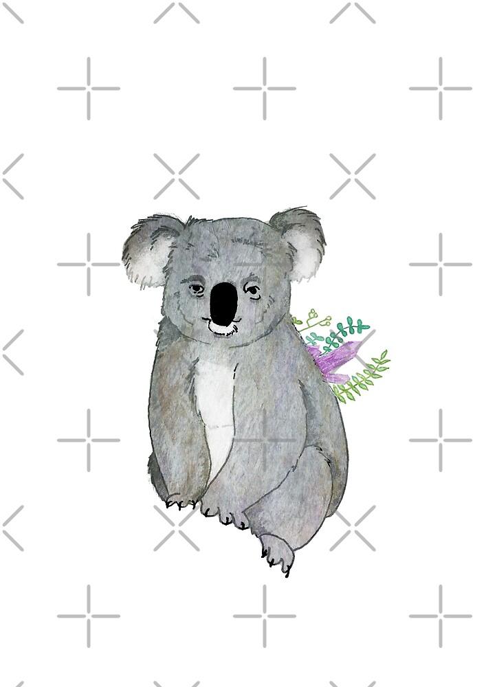 Koala by katherineblower