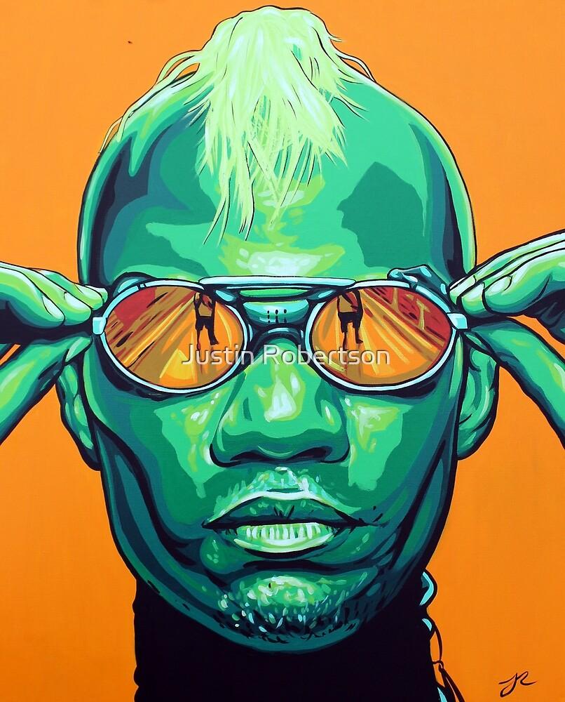Green Velvet by Justin Robertson