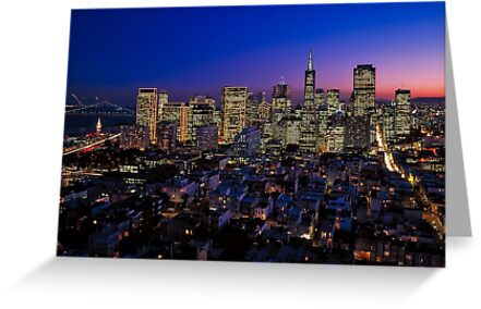 San Francisco by longdistgramma
