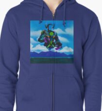 Can - Monster Movie Zipped Hoodie