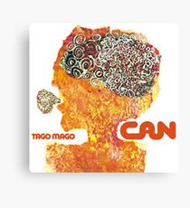 Can - Tago Mago Canvas Print