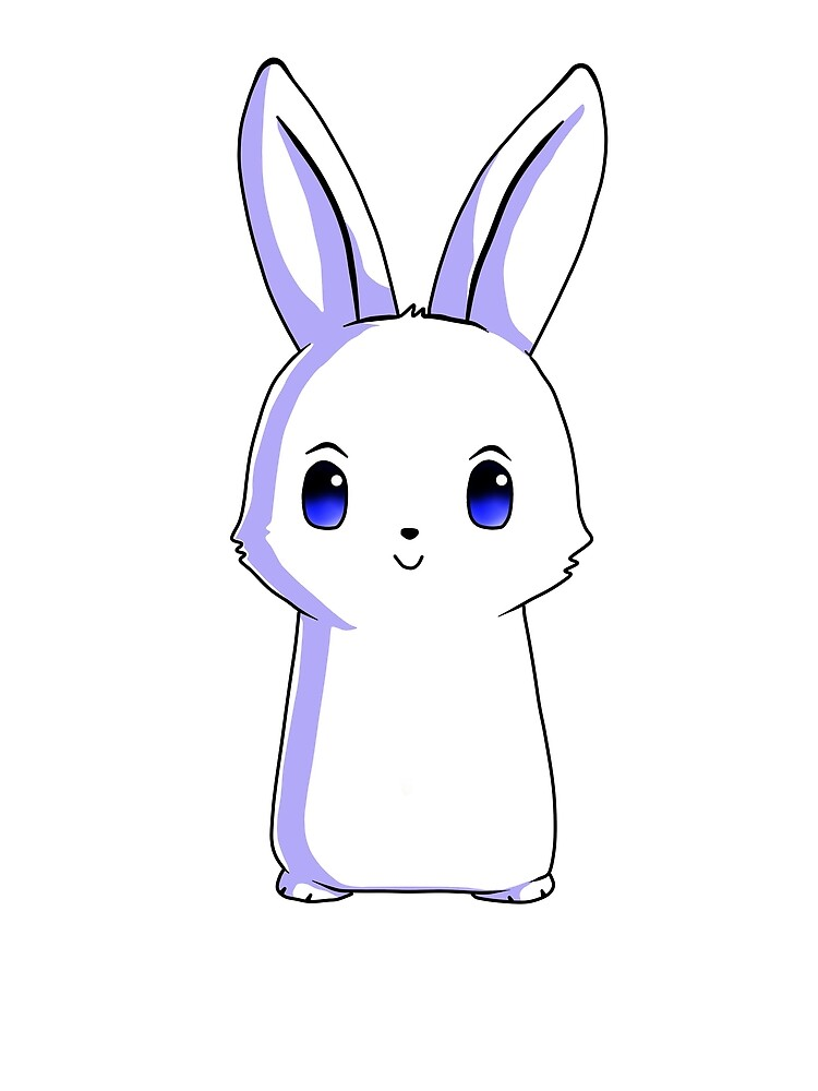 Bunny Kawaii by MoniCaniLore