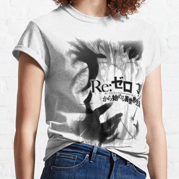 Re: Zero - Anime - Version 3 Classic T-Shirt