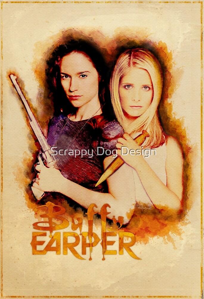 Buffy Earper Poster 1 by Chantal Zeegers