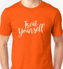 Treat Yourself | Quote T-Shirt