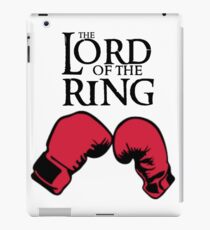 Seigneur des Anneaux - Lord Of The Ring iPad Case/Skin
