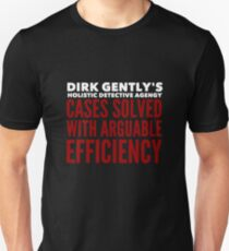 Cases Solved with Arguable Efficiency  T-Shirt