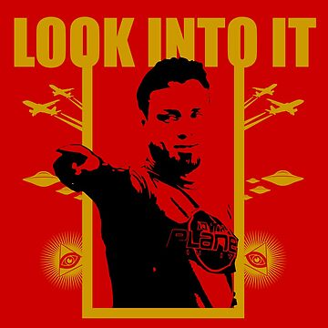 Look into it - Eddie Bravo by Severitas