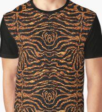 SKIN2 BLACK MARBLE & COPPER FOIL Graphic T-Shirt