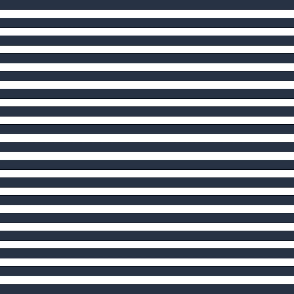 Navy & White Stripes by florawithlove