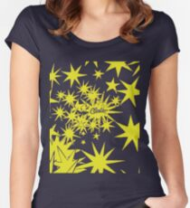 Cluster II Women's Fitted Scoop T-Shirt