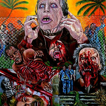 Day of the Dead (George A.Romero) de JosefMendez