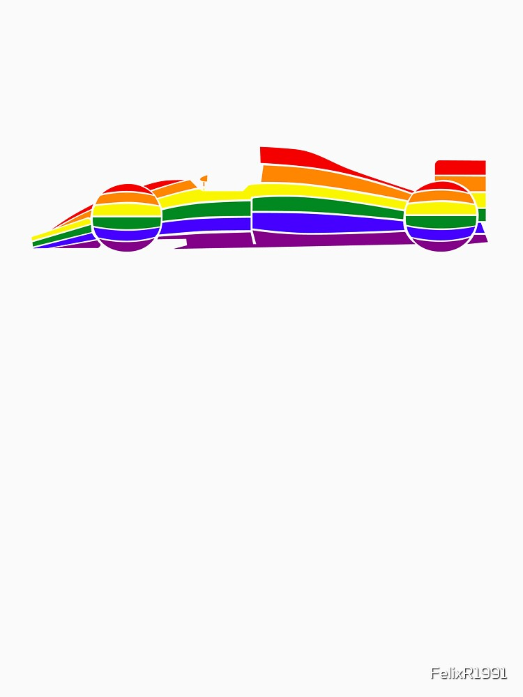 LGBTQ Racing by FelixR1991