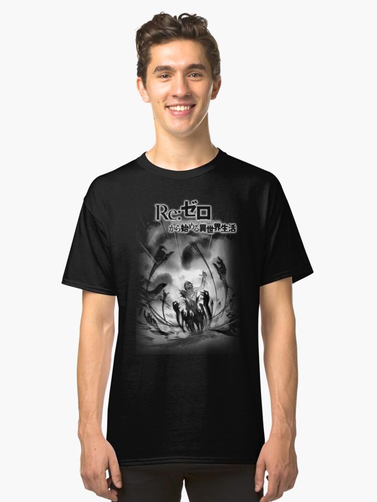 Re: ZERO Version 4 - Anime Classic T-Shirt Front