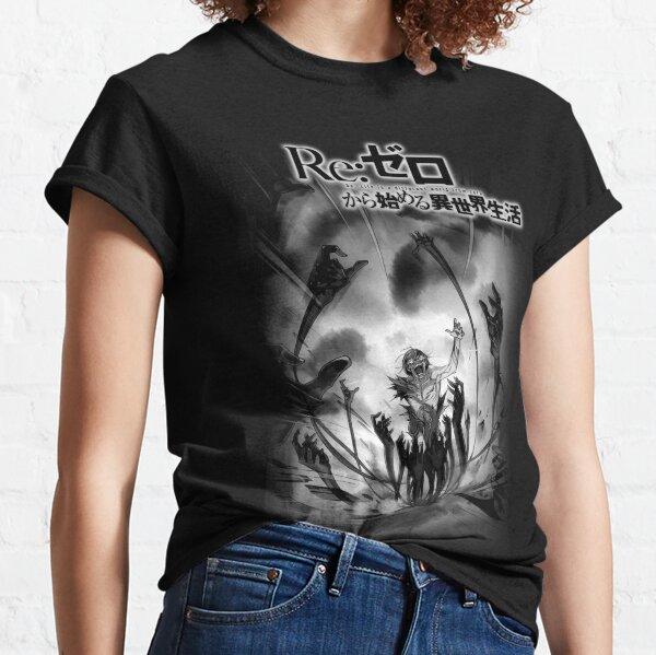 Re: ZERO Version 4 - Anime T-shirt classique