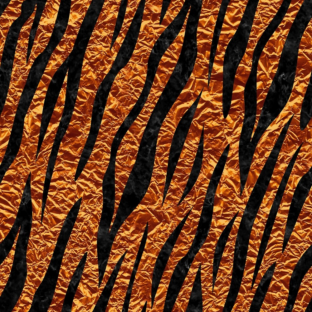 SKIN3 BLACK MARBLE & COPPER FOIL (R) by johnhunternance