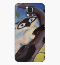 Tree Climbing Cat Case/Skin for Samsung Galaxy