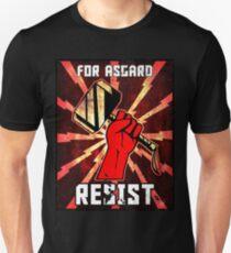 For Asgard Thor Ragnarok Propaganda Unisex T-Shirt