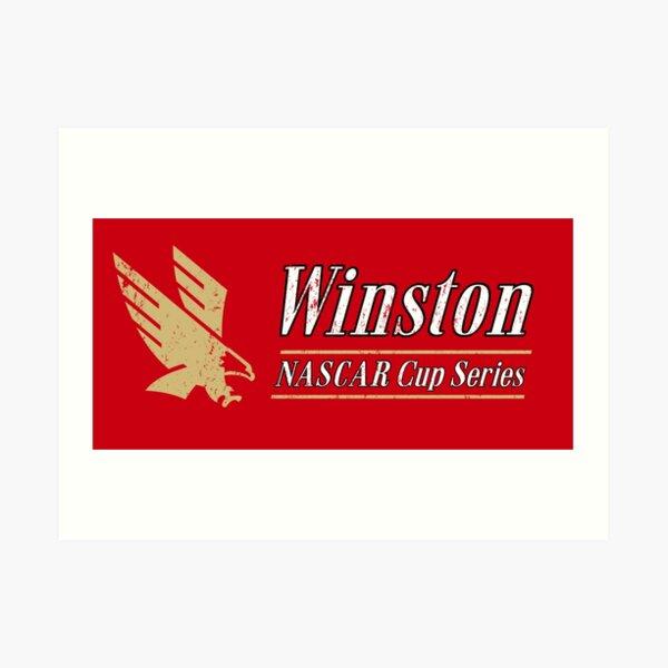 Winston NASCAR Cup Series Art Print