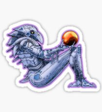 Chozo Statue  Sticker
