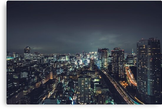 TOKIO II by Pascal Deckarm
