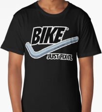 BIKE - Just Fix It Long T-Shirt