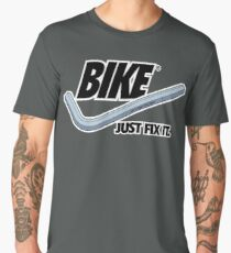 BIKE - Just Fix It Men's Premium T-Shirt