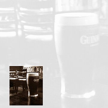 guiness light or the dark stuff #2 by ragman