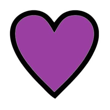 bi bisexual pride hearts by katrinawaffles