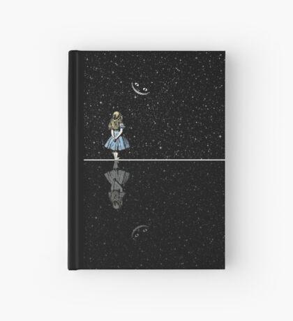 Alicia en el país de las maravillas noche estrellada Cuaderno de tapa dura