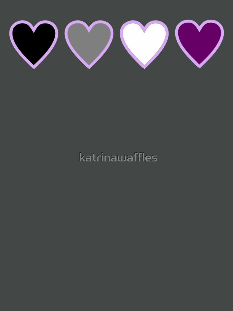 ace pride hearts by katrinawaffles