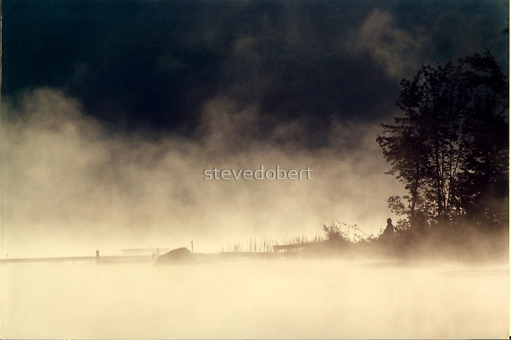 morning calm by stevedobert