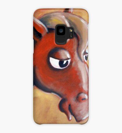 Neddy the Horse Case/Skin for Samsung Galaxy