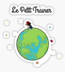 Le Petit Trainer Sticker