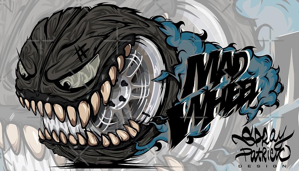 MAD Wheel Enkei RPF1 by SprayPatrick