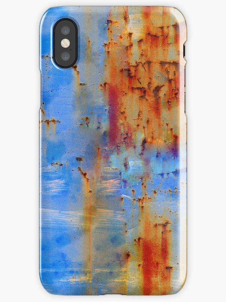 Rust Grunge Metal Texture by Krukowski