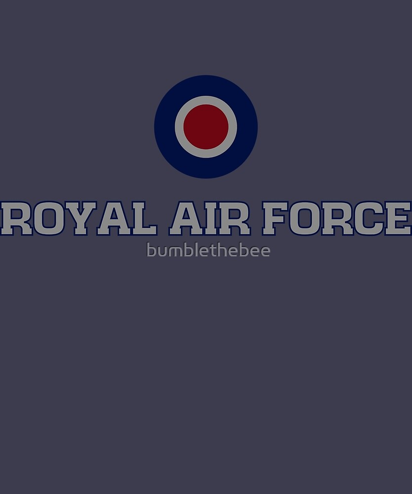 RAF subdued by bumblethebee