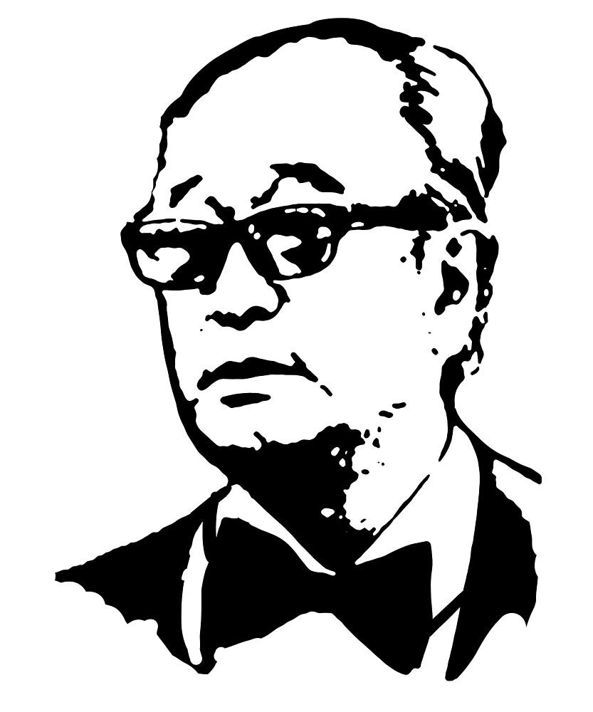 Akira Kurosawa by MichaelRellov