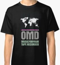 Music for your Tape Recorder OMD Classic T-Shirt