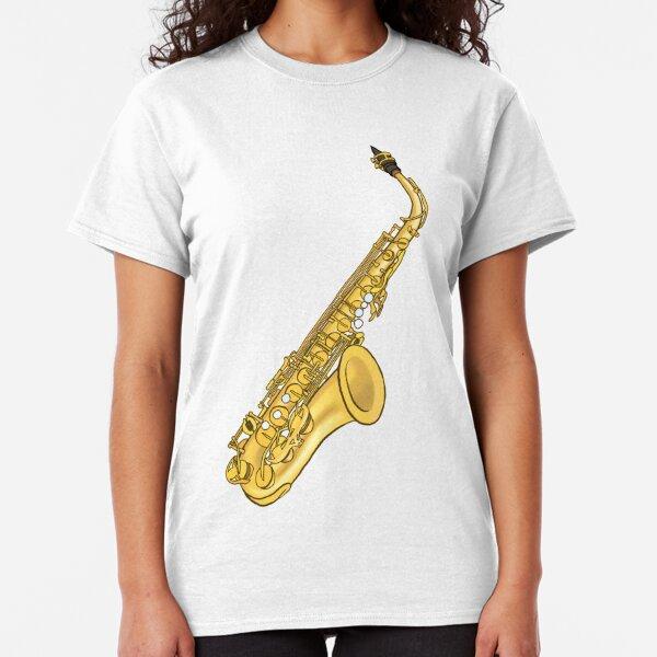 Saxophone  Classic T-Shirt