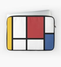 Mondrian #3 Laptop Sleeve