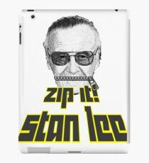 Zip It Stan Lee iPad Case/Skin
