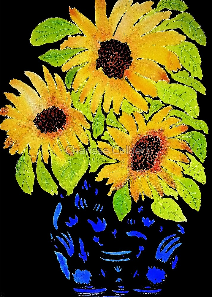Sunflowers by Charisse Colbert