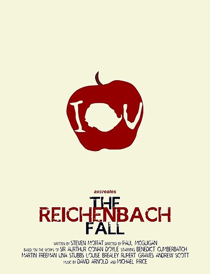 The Reichenbach Fall by sherlcked