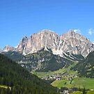 Dolomite's Italy by Monica Engeler