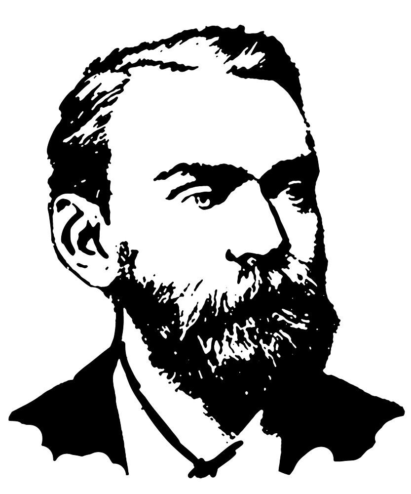 Alfred Nobel by MichaelRellov