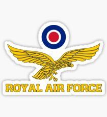 RAF eagle Sticker