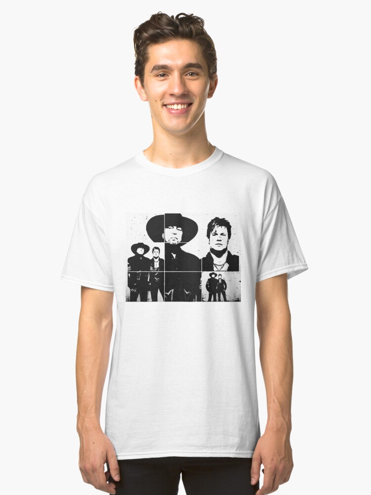 troy genry Classic T-Shirt Front